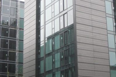 Arch Foster Edimburgo Zone 6 - East Elevation