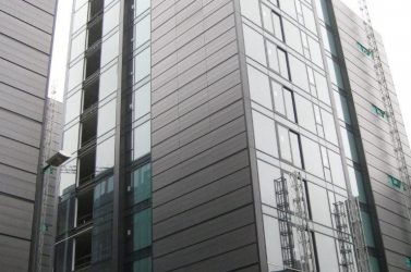 Foster&Partners project - Edimburgh